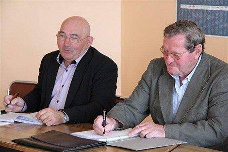 La Caisse locale des péris en mer reprend le dossier par le biais de son vice-président, Robert Bouguéon