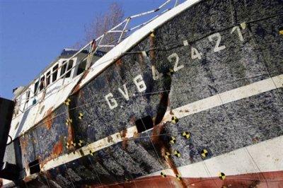 Bugaled Breizh : la présence de titane n'implique pas la responsabilité d'un sous-marin