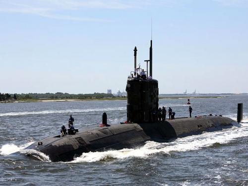 L'ancien commandant du sous-marin Astute annonce sur tweeter qu'il ne sera pas poursuivi pour son échouage