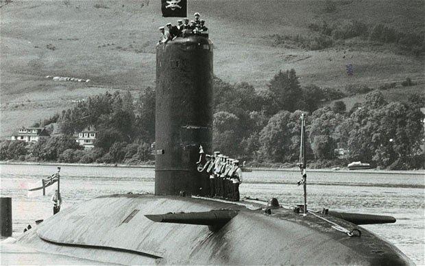 bugaled breizh; peut on se fier a un carnet de bord de sous marin nucleaire britannique??
