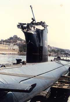 recherche aérodinamique espagnol sur sous marin scirroco type agosta