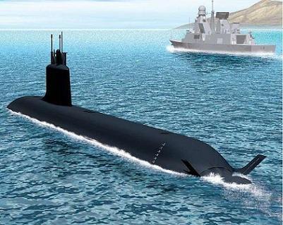 sous marin type barracuda ,le retour des sous marins espions dans les eaux francaises?