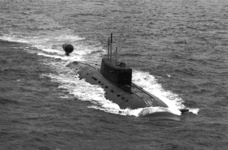 Incident sous-marin au large de l'île de Kildin,11 février 1992