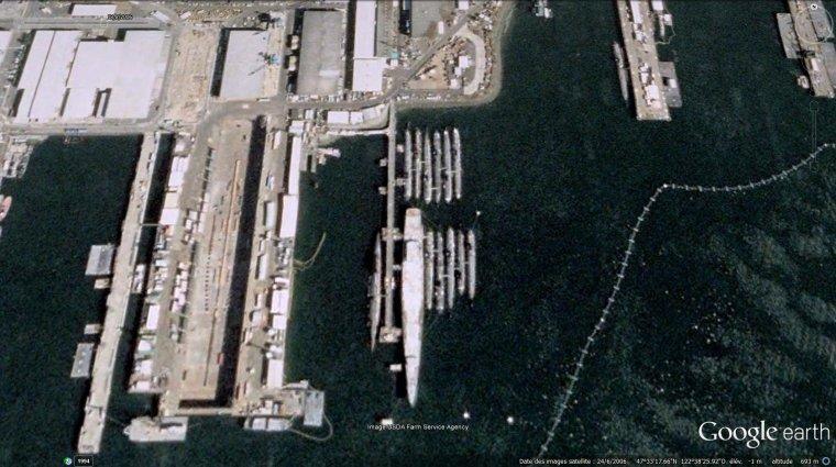 image satellite privée