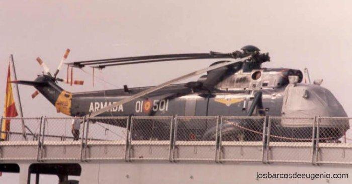 helicoptere sea king AEW qu'est ce que c'est??