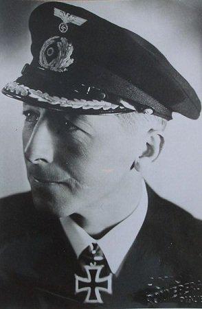 Gustav Julius Werner Hartenstein le héros oublié