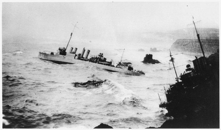 1923 us navy une marine a toute épreuve