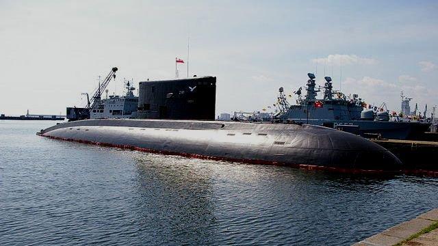 colision ou pas colision entre 2 sous marins?