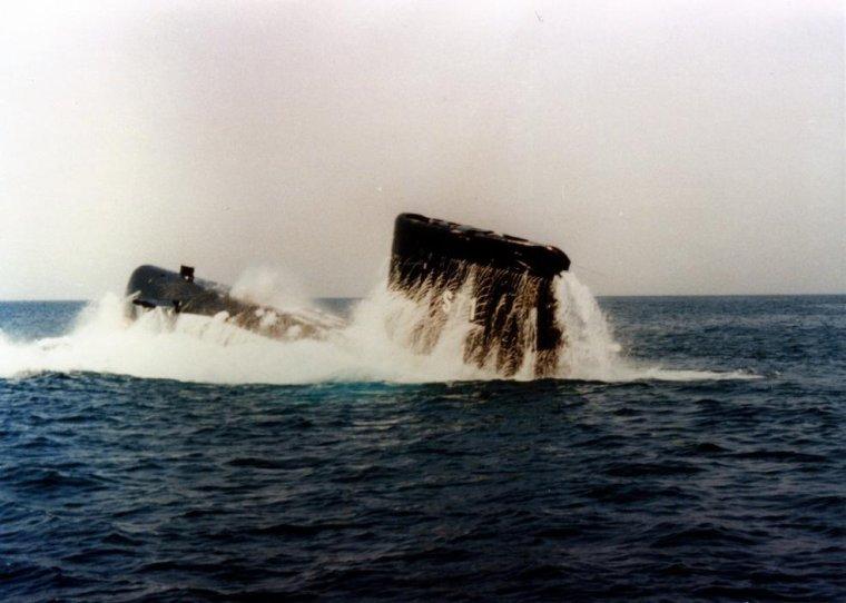 mer d'Irlande théâtre de beaucoup de tragedie