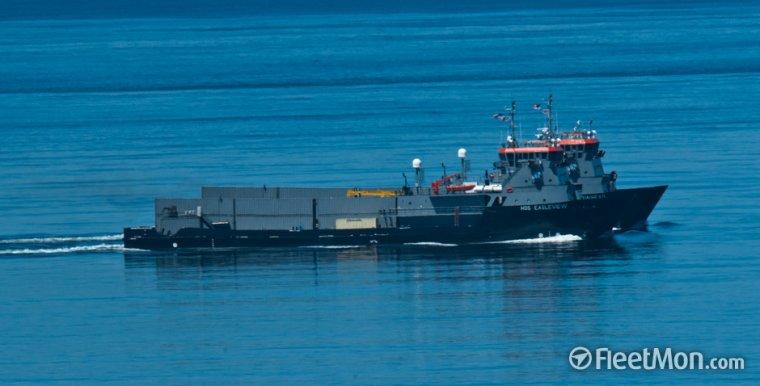 colision entre un sous marin nucleaire et son navire d'ecorte le 18 aout 2016