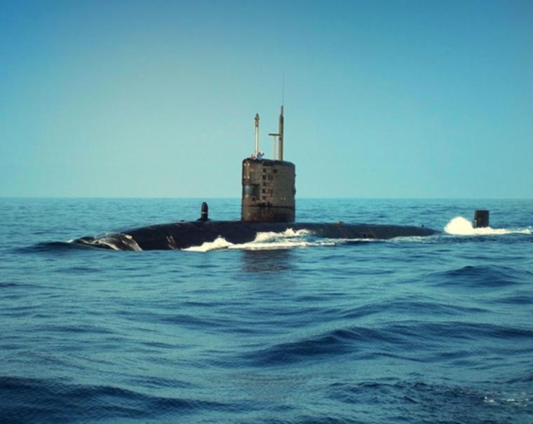 retour sur la royal navy en 2004