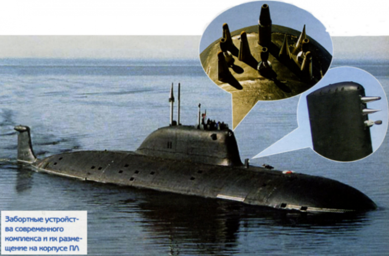 Comment l'Union soviétique a fouillé les eaux pour les sous-marins ennemis - sans sonar