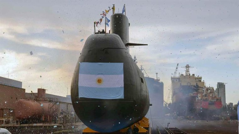 Un sous-marin argentin a disparu