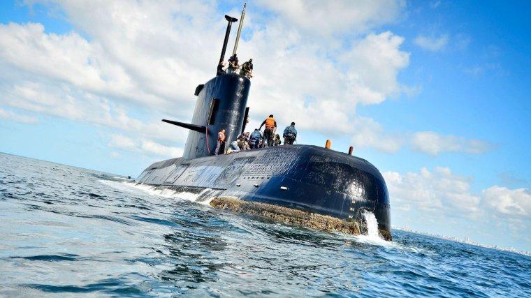 rapport us navy sur l accident du sous marin  San Juan