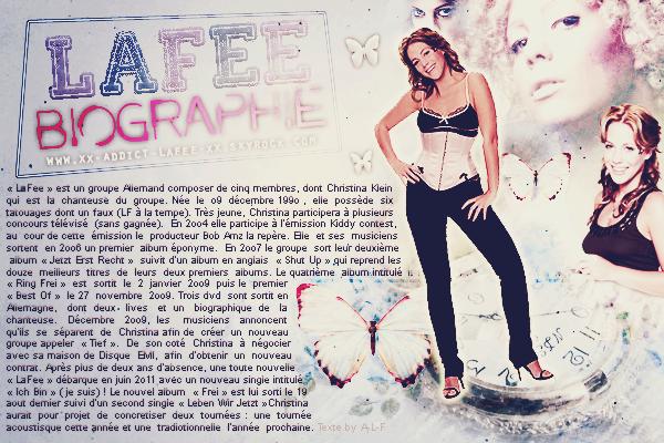 { o3 } Biographie.