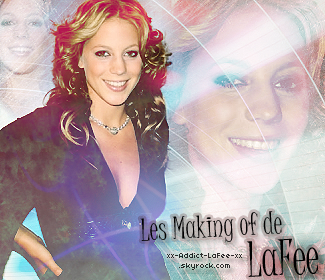 { 66 } Les Making of de LaFee.