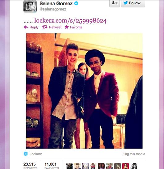 Selena et Justine se sèpare ?!