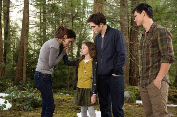 5éme volet Twilight un reccord