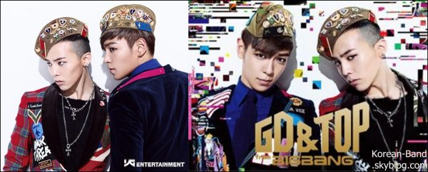 ".Rubrique : Photoshoot . GD&T.O.P : Album cover Japonais + Full version de ""Oh yeah"".   - Vidéo de la full version ICI. ..."