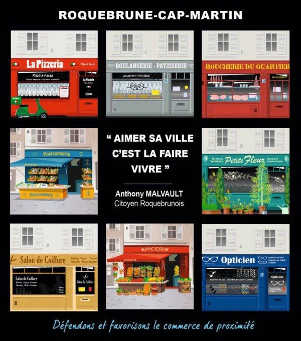 """"""" AIMER SA VILLE C'EST LA FAIRE VIVRE """" Anthony MALVAULT"""