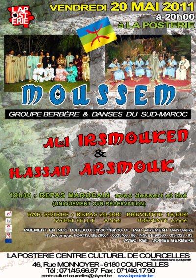 Rais Hassan Arsmouk à Charleroi (Belgique)