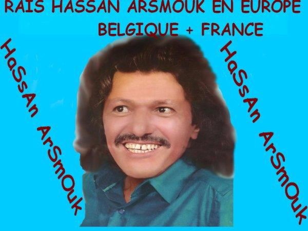 RAIS HASSAN ARSMOUK EN EUROPE