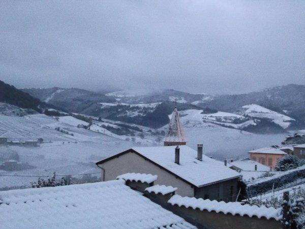 voici la neige du 21 novembre