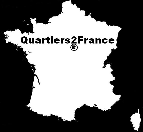Quartiers2FranceOfficiel, présente les cités, banlieue, quartiers de France.