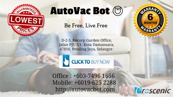 Most Efficient Suzuka Robot KLCC
