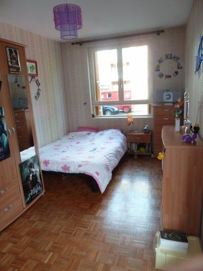 2011 : Emménagement à Dijon - Collocation entre filles