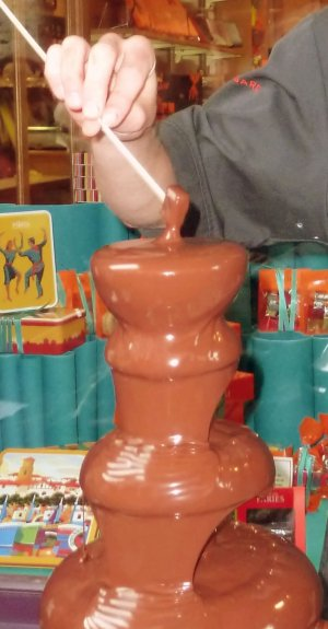 Fête du chocolat à Bayonne