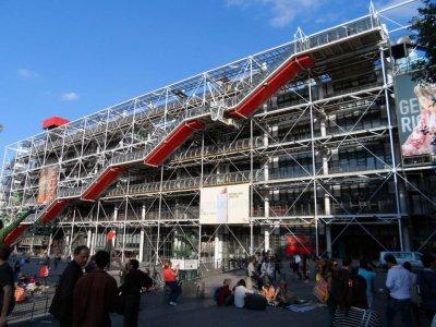4ème mois sur Paris
