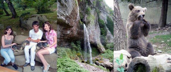 Vacances tous ensemble dans les Pyrénées