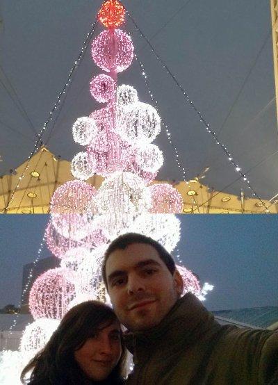 Marché de Noël en amoureux ♥