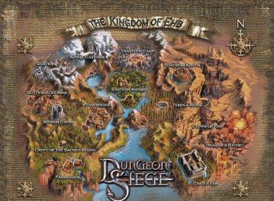 Lan Dungeon Siege