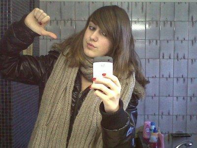 Laure Guérinau une fille qui est partie trop tot le 24/01/11 on t'aime tu nous Manque <3