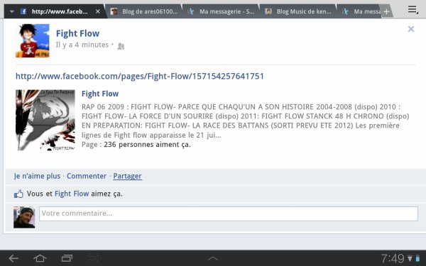 *** FIGHT'FLOW *** C06 ;-)