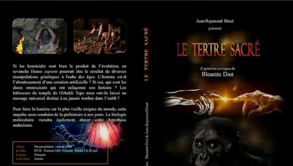 Mme BLEUETTE DIOT Film Documentaire ** LE TERTRE SACRÉ **
