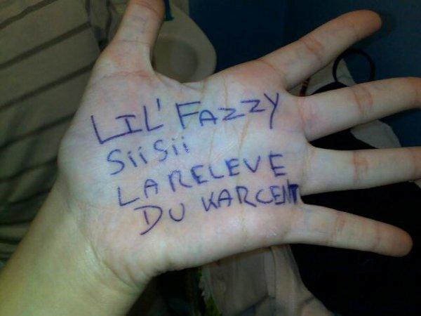 DédicaSS Lil fazzy