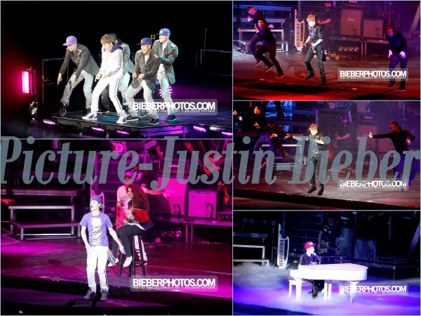 Justin a BERCY Photo ♥