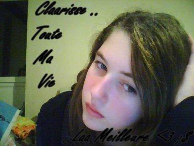Clarisse..Ma soeur Jumelle..La Meilleure ;$ ♥