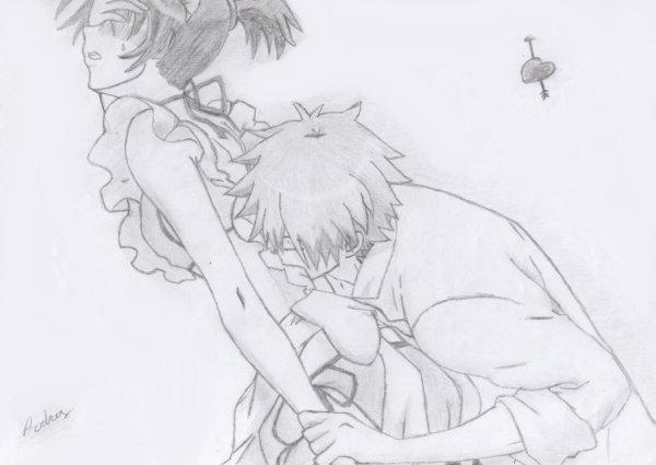 Dessin : Usui & Misaki.