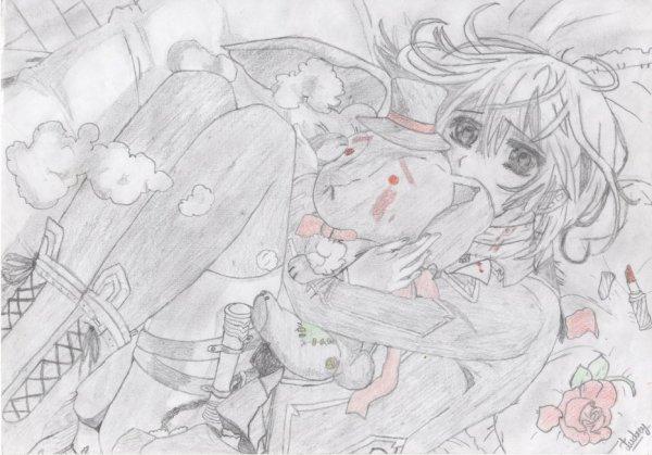 Dessin : Cross Yuuki.