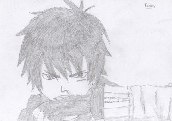 Dessin : Rin Okumura.