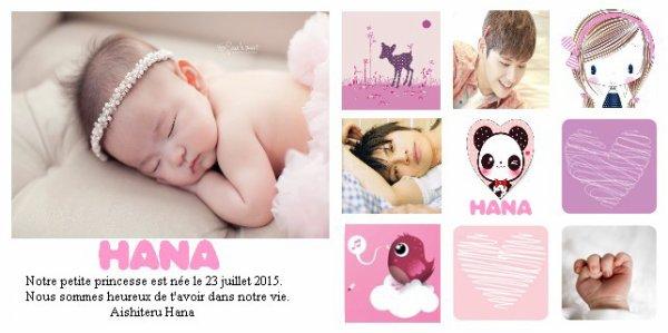 ♥ Notre petite princesse ♥
