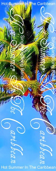 Hot Summer In The Caribbean SingSangSong Band ( 2012 ) Album