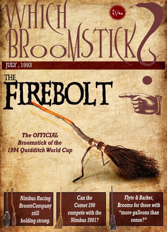 Paper Props du Quidditch