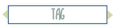 TAG, Titanic book tag