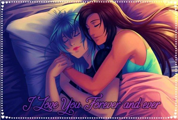『 ρŗσŀσɠųє : I Love You Forever and ever』