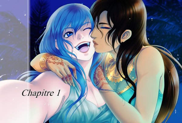 I Love You Forever and ever [ Chapitre 1]